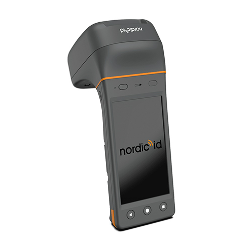 NORDIC ID HH83 ACD RFID El Terminali