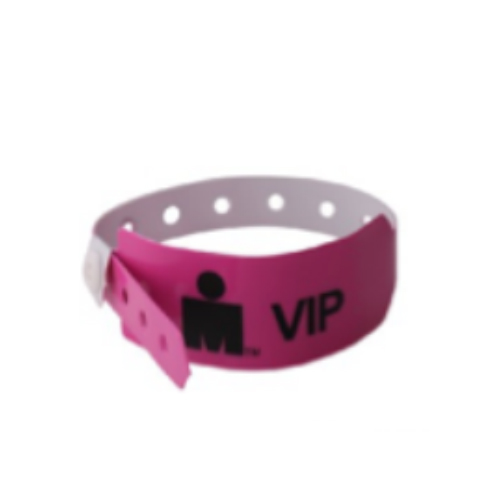 Plastic Single Use Wristband