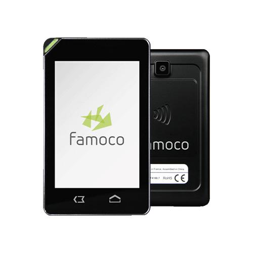 FAMOCO FX100+ NFC PDA